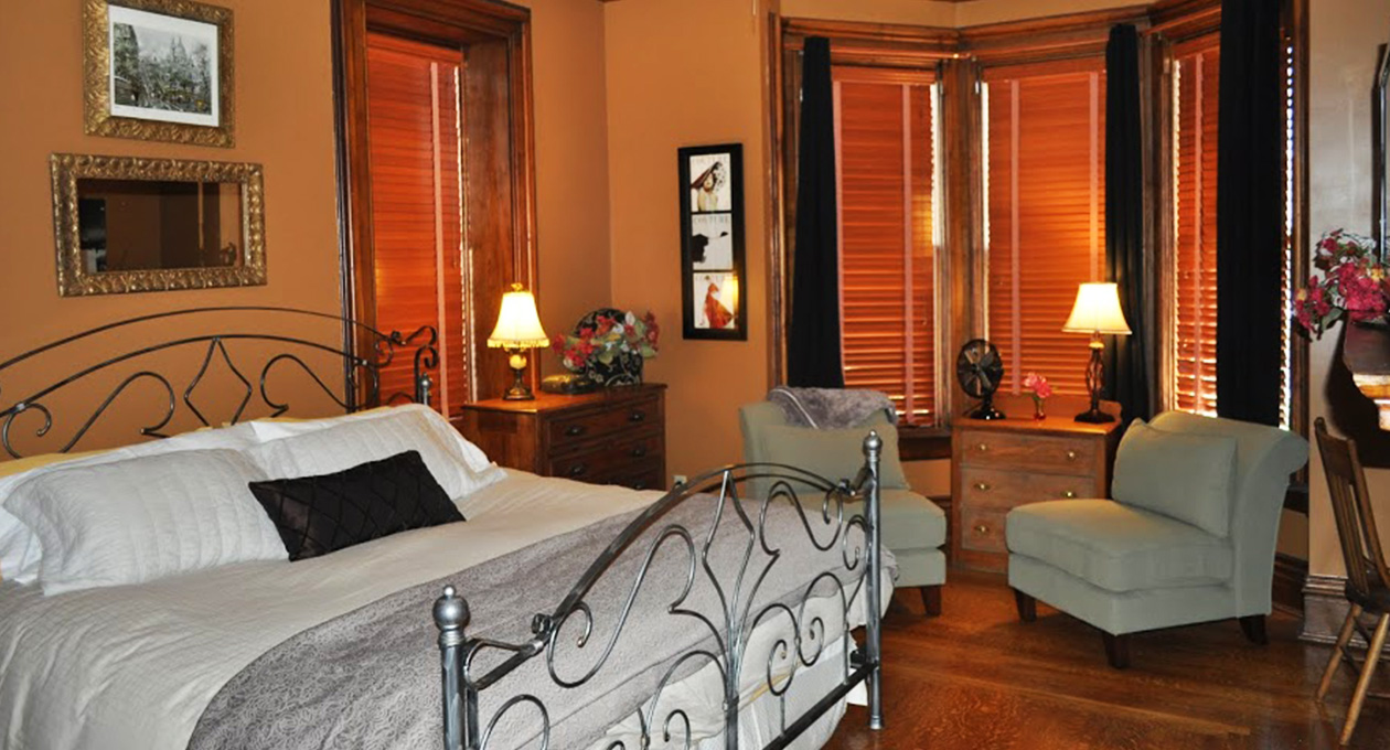 Boyden House Bed And Breakfast