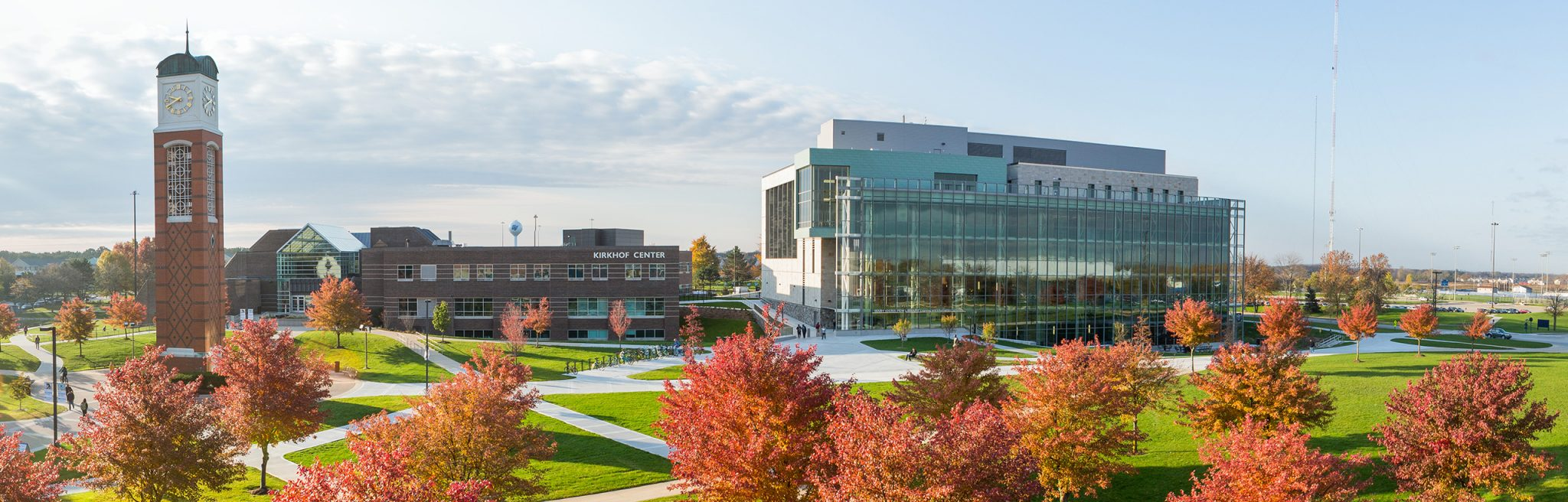 Grand Valley State University Tours