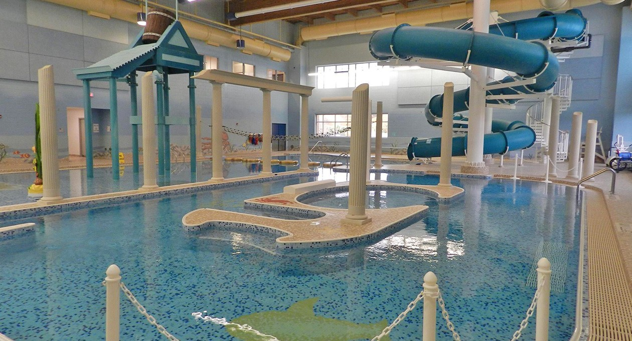 Spring Lake Community Fitness And Aquatic Center Grand Haven