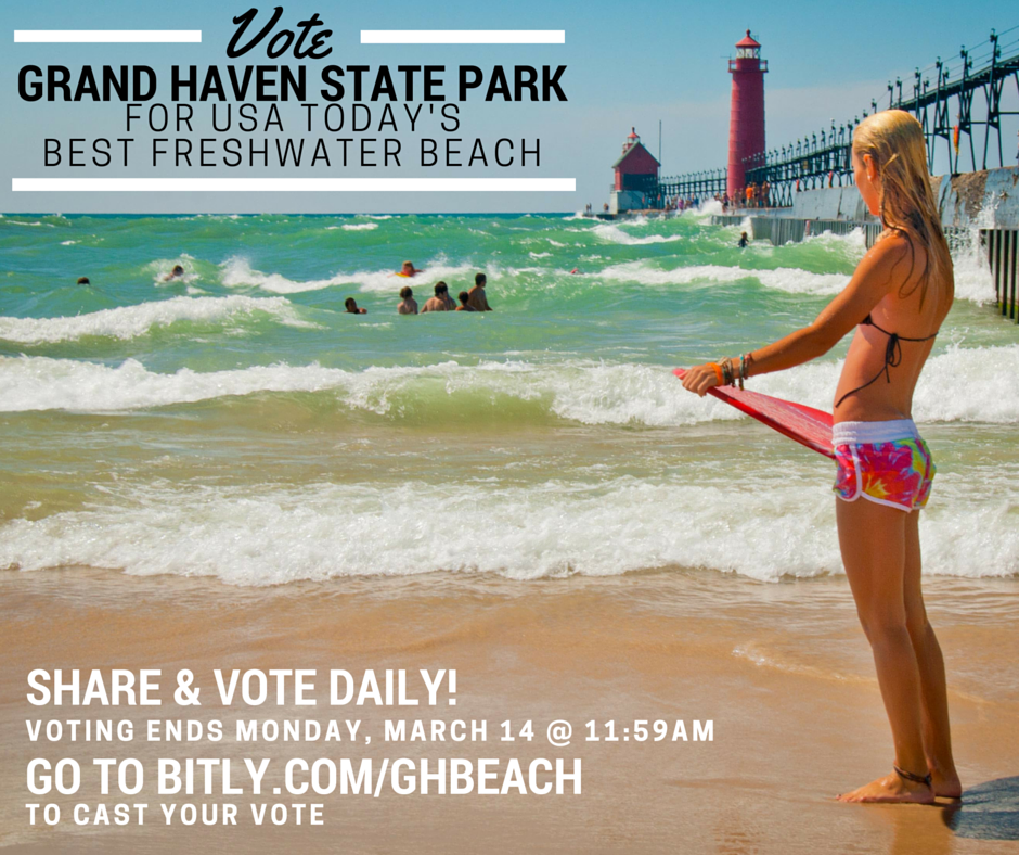 USA TODAY BEST FRESHWATER BEACH