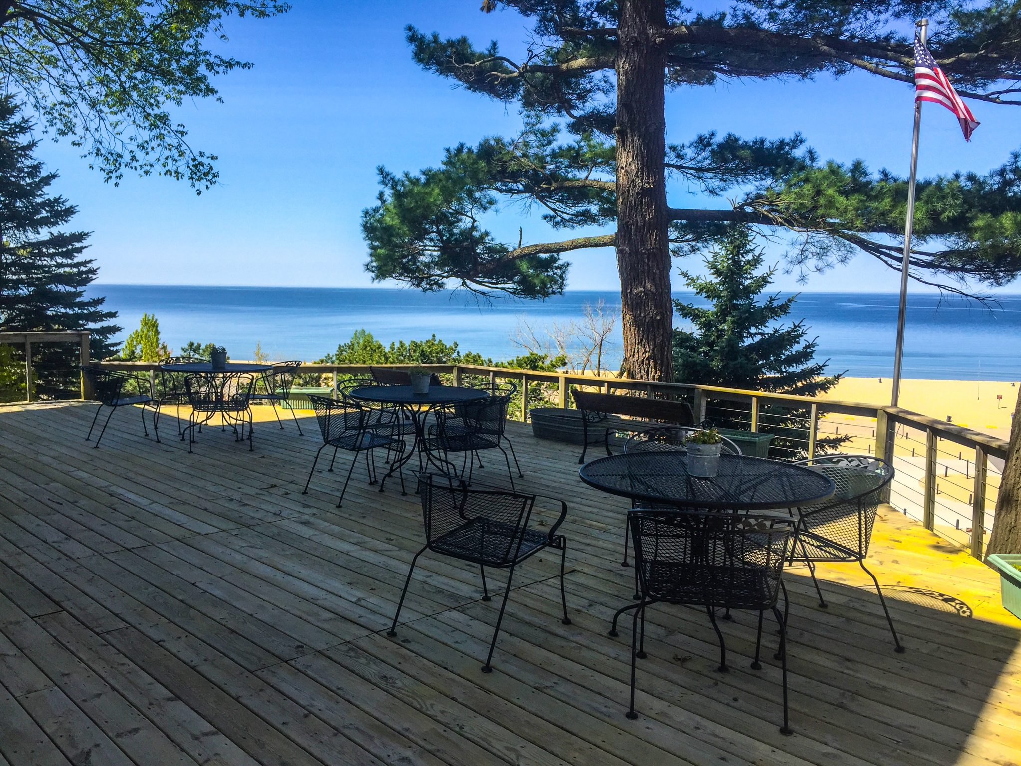 cottage lakeshore rentals michigan haven cottages series grand img inn property tour lodging