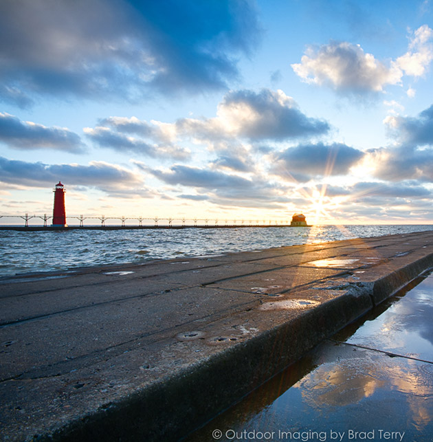 Outdoor Imaging By Brad Terry - Top 5 Photos of Grand Haven