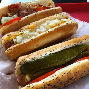 Best Hot Dogs in the Grand Haven Area
