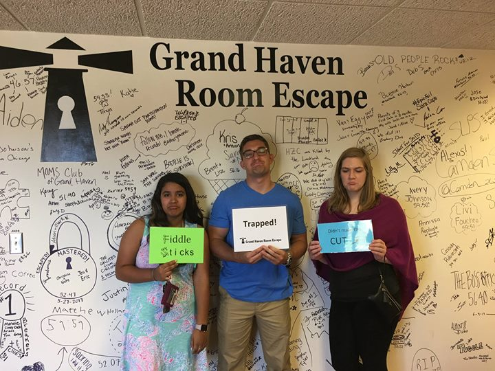 Grand Haven Escape Room - Grand Haven, Michigan