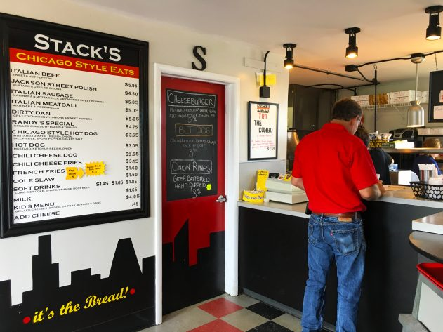 Stack's Chicago Style Eats Grand Haven