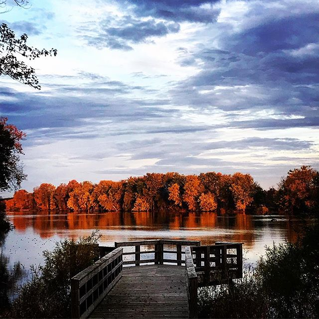 Brian R Peirce - Fall in the Grand Haven area