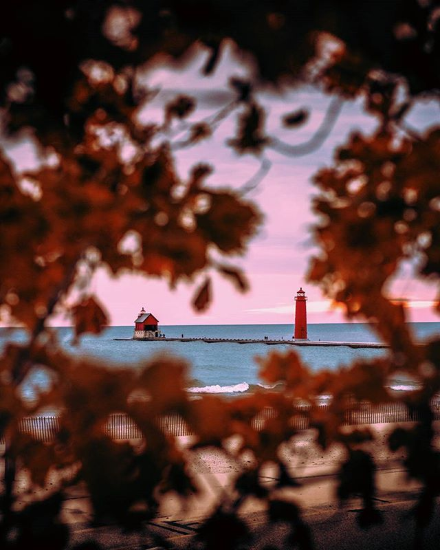 Nick Ford - Fall in the GRand Haven area
