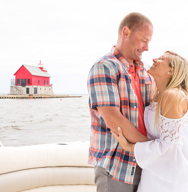 Grand Haven Area Love Stories - Grand Haven, Michigan