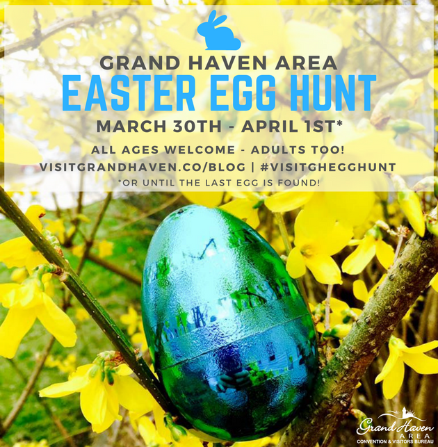 Grand haven area easter egg hunt grand haven events negle Choice Image