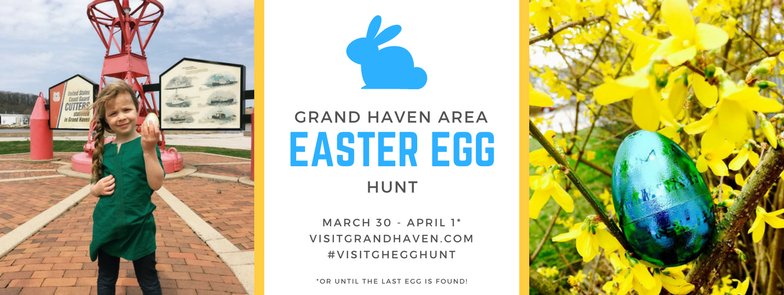 grand haven easter egg hunt