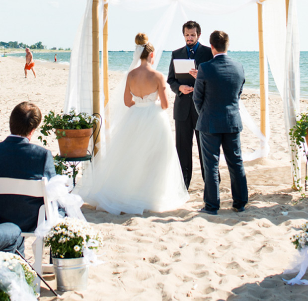 I Dos In The Sand Beach Weddings