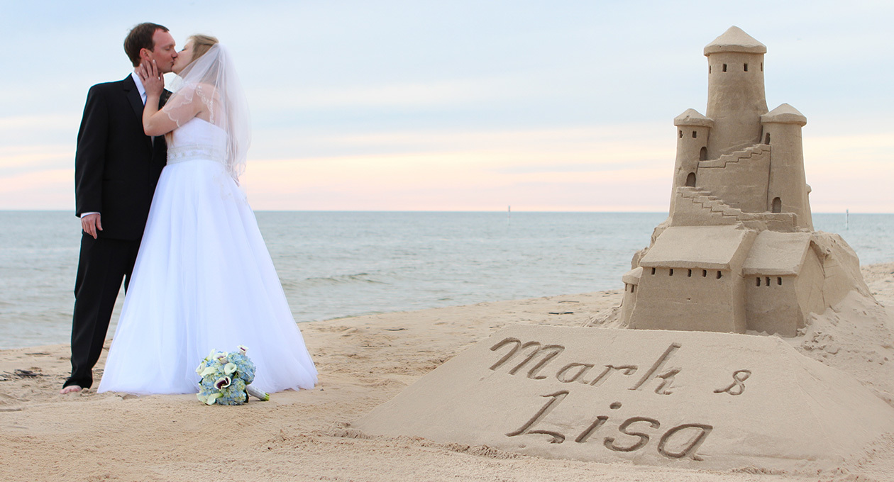 My Barefoot Wedding