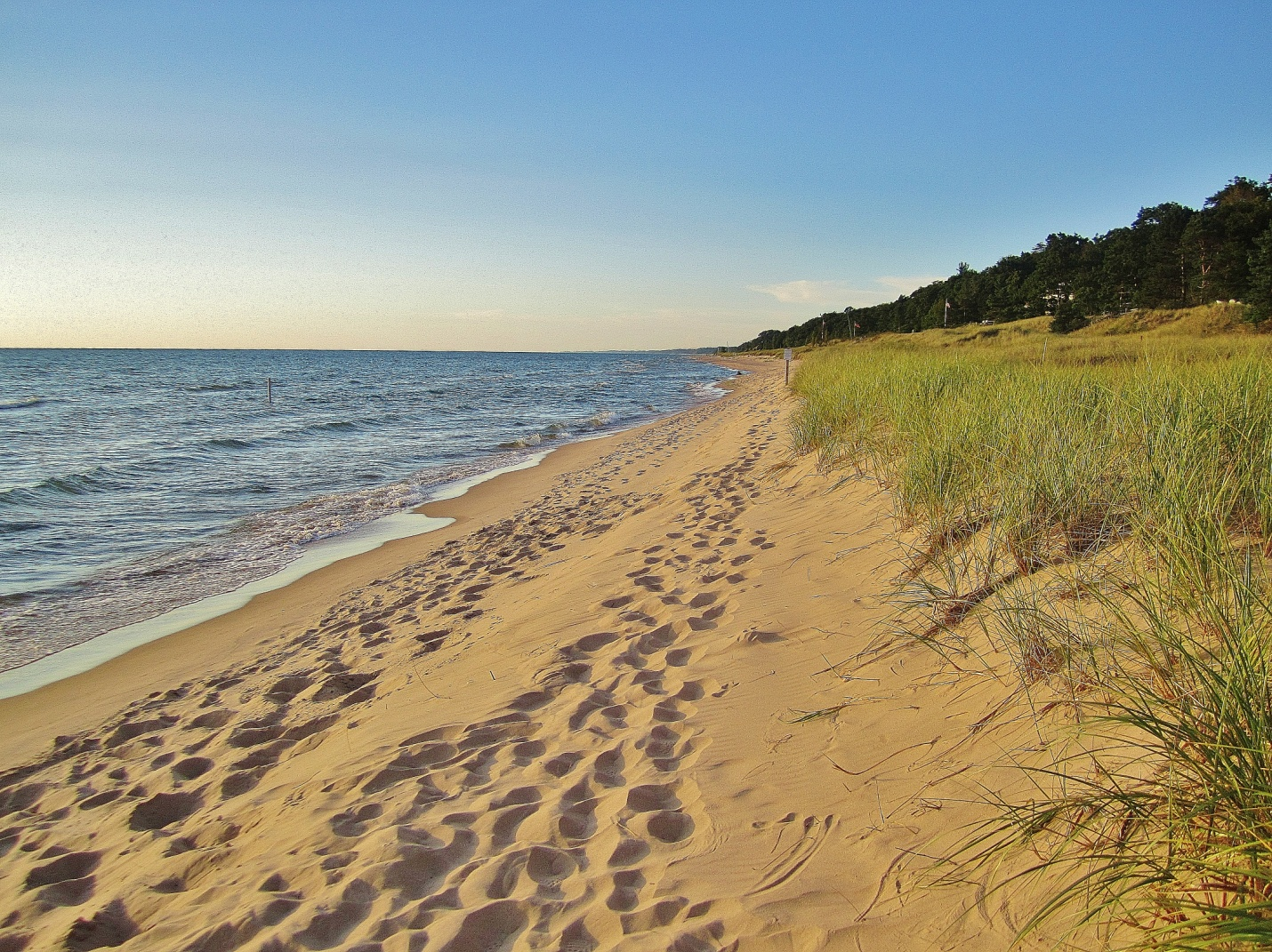 Best Grand Haven Area Beaches